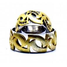 Altın Modeli ve Altın Kaplama Gümüş Alyans