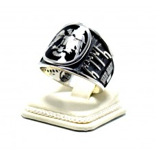 925 Ayar Gümüş Selçuklu Yüzüğü